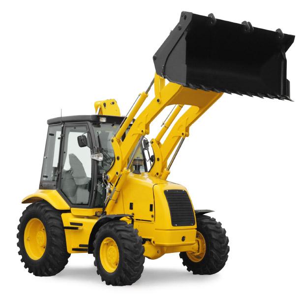 Construction loader