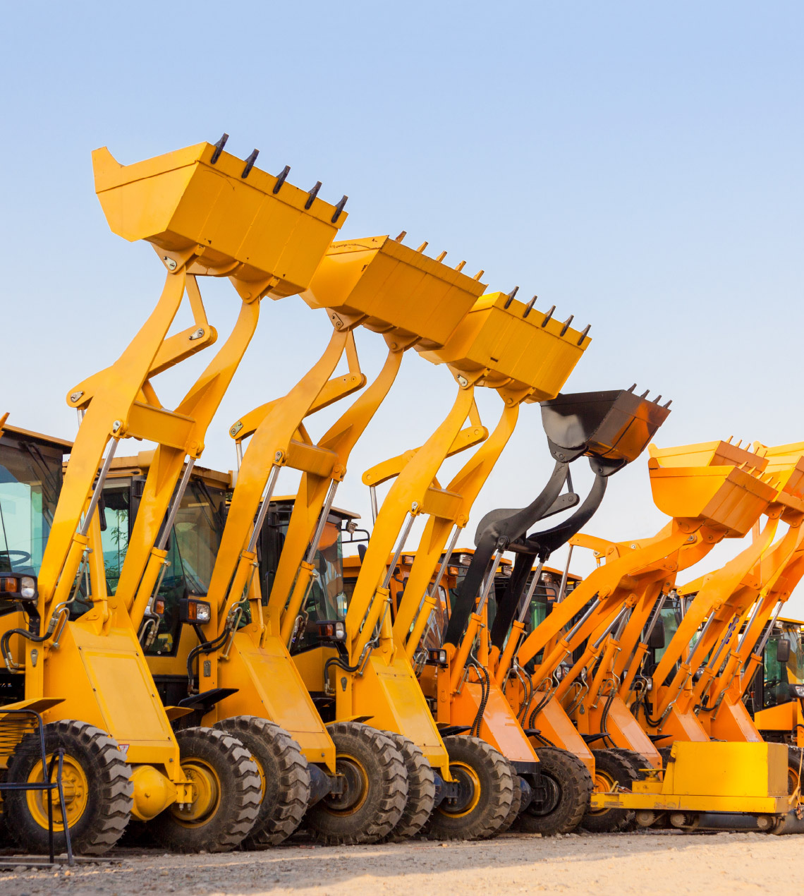 Construction loaders